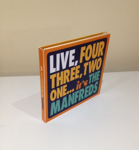 Live, Four, Three, Two, One its the Manfreds