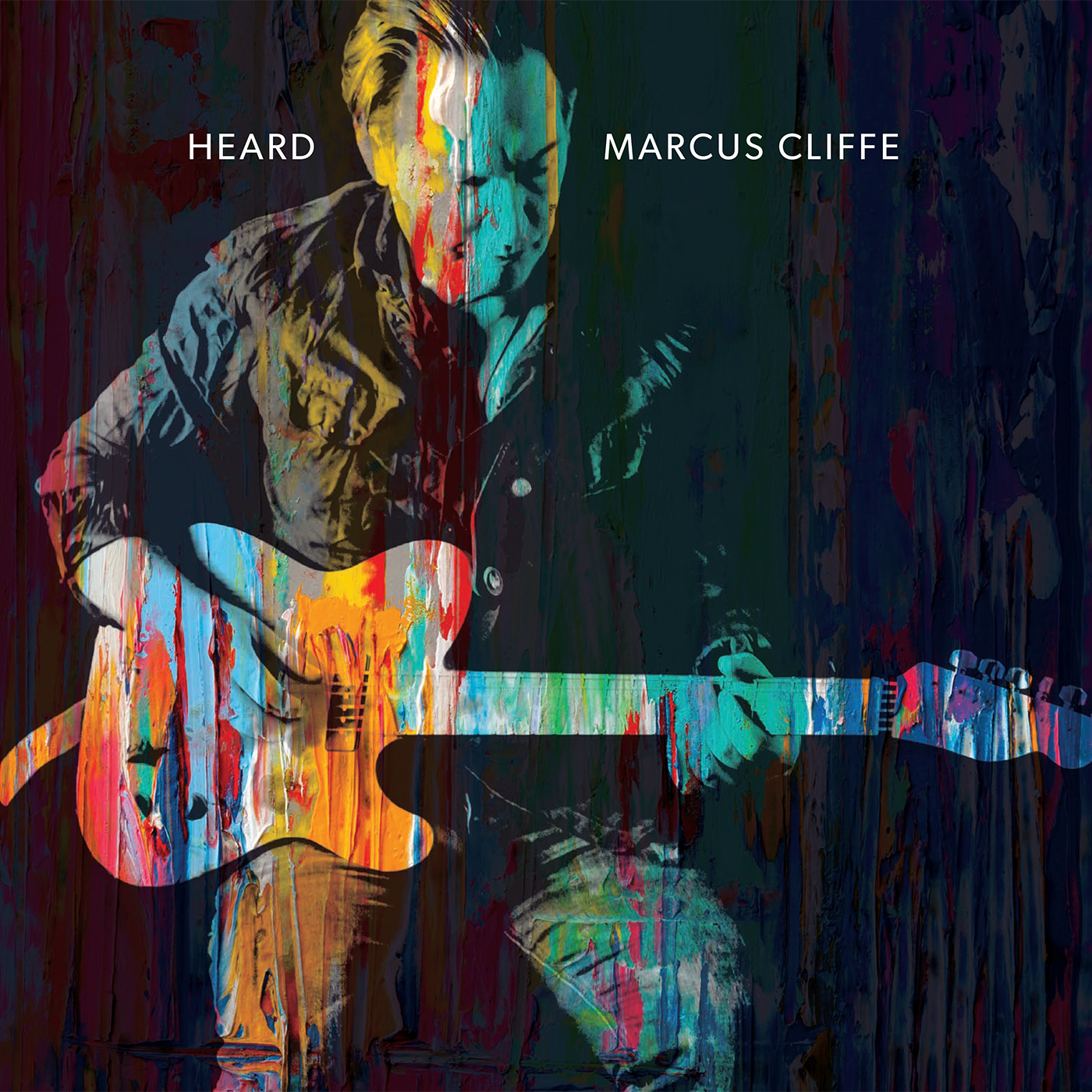 Marcus Cliffe - Heard (SIGNED)