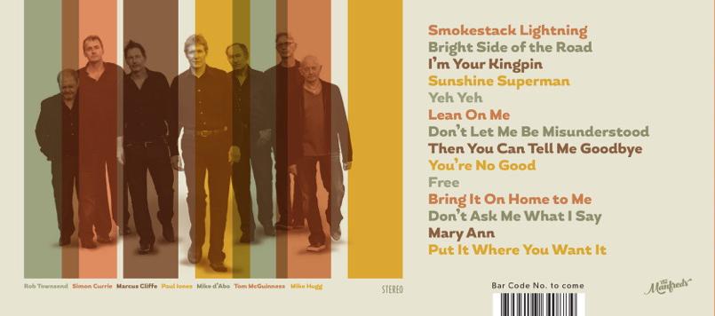 2016 The Manfreds - Makin\' Tracks CD