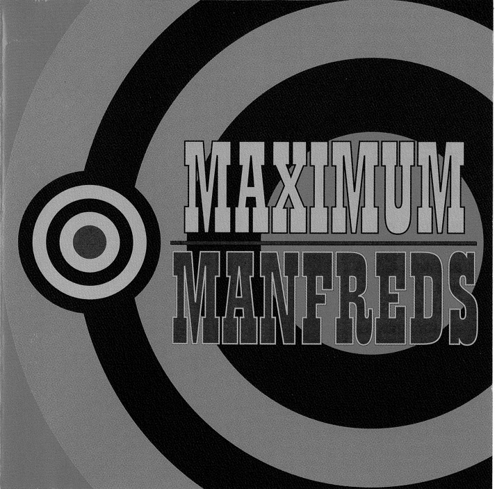 Maximum Manfreds CD