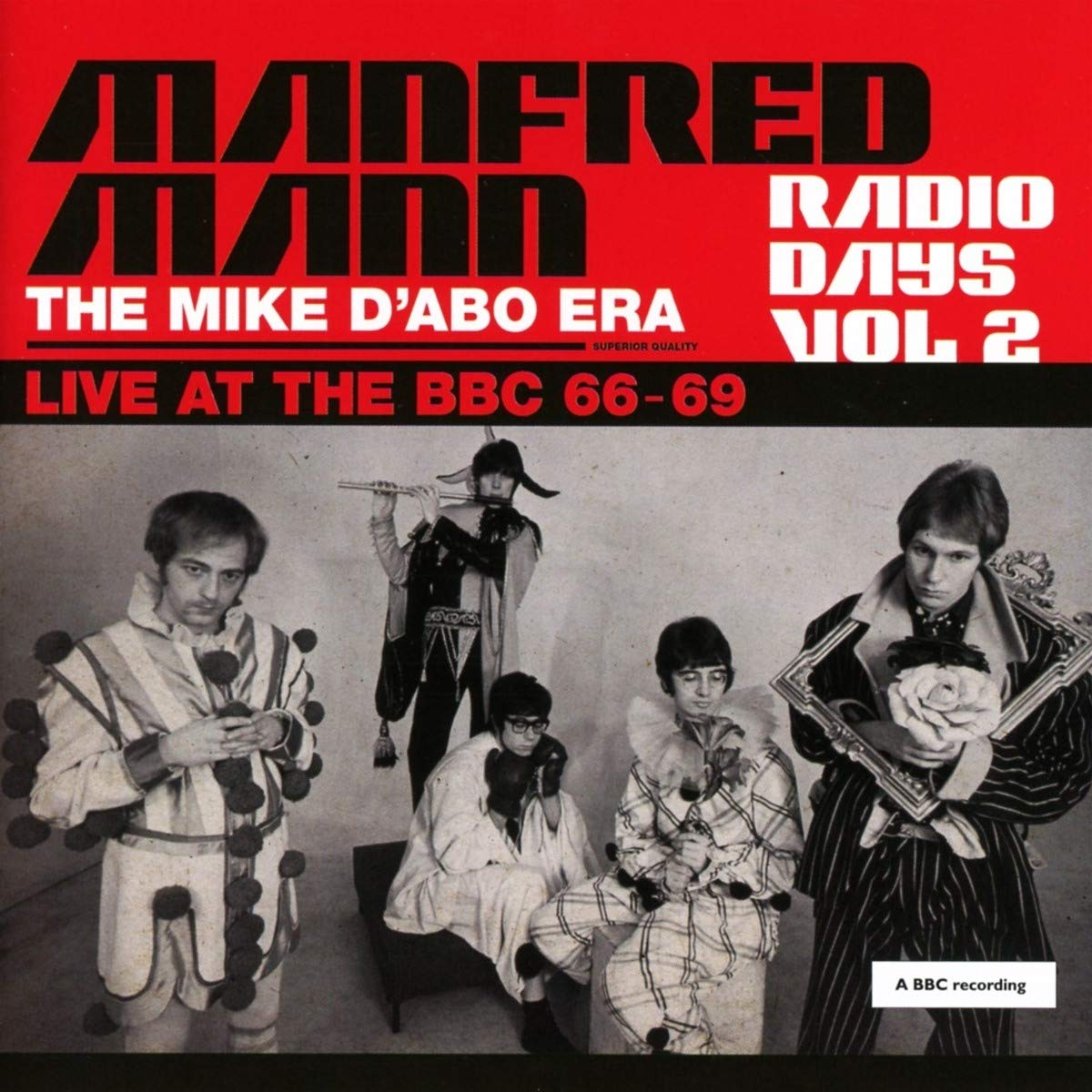 Manfred Mann Radio Days Vol 2 (The Mike D\'abo Era)